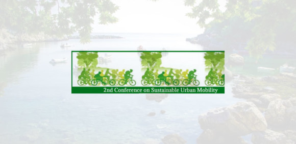 2nd Conference on Sustainble Urban Mobility