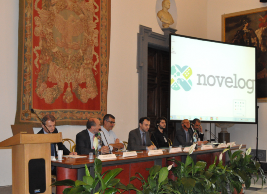 NOVELOG: 'Workshop' and 'Rome Project Meeting'