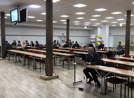 Συμμετοχή του TTLog στα σεμινάρια Εκπαιδευτών και Νέων Ερευνητών του έργου ALLIANCE