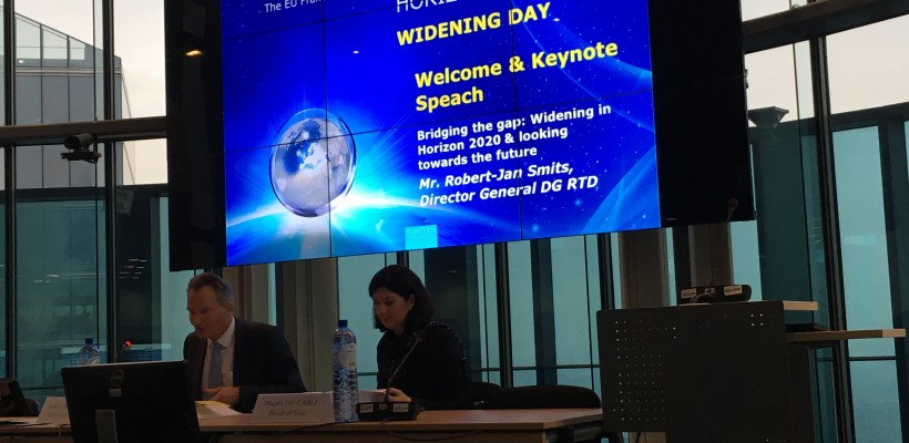 "TTLog participation in ""The WIDENING CONFERENCE"""