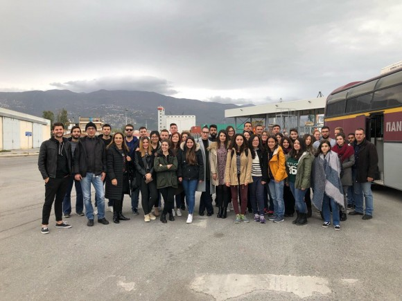 Educational visit to the Port of Volos