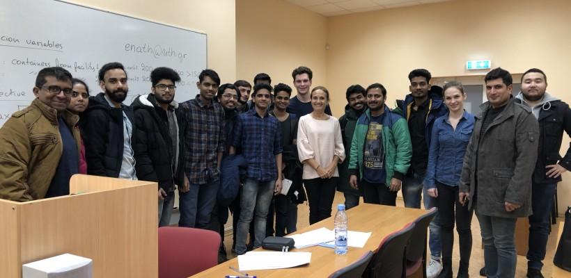"""Decision Making Methodologies"" course by Prof. Eftihia Nathanail"