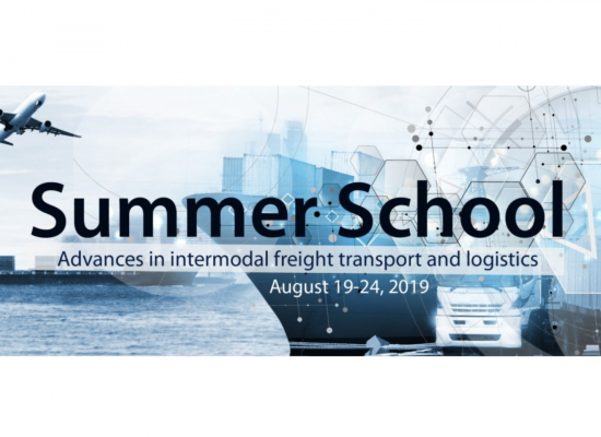 Summer School: Advances on intermodal freight transport and logistics