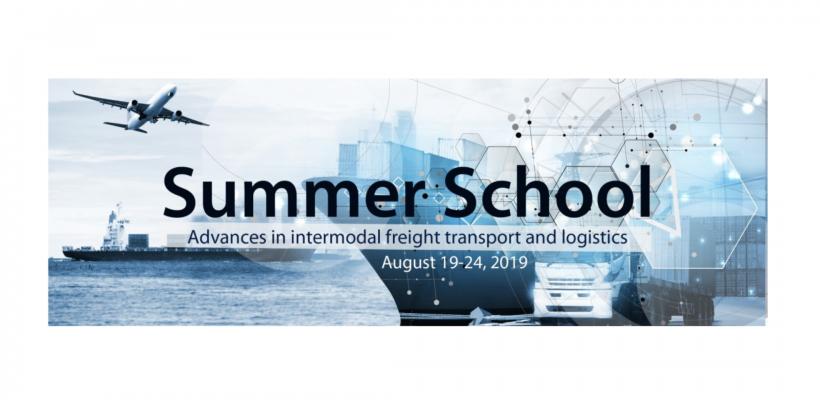 Summer School: Advances on intermodal freight transport and logistics